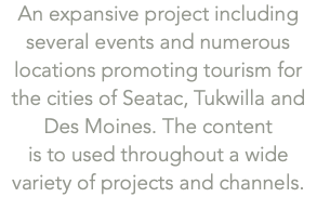 An expansive project including 